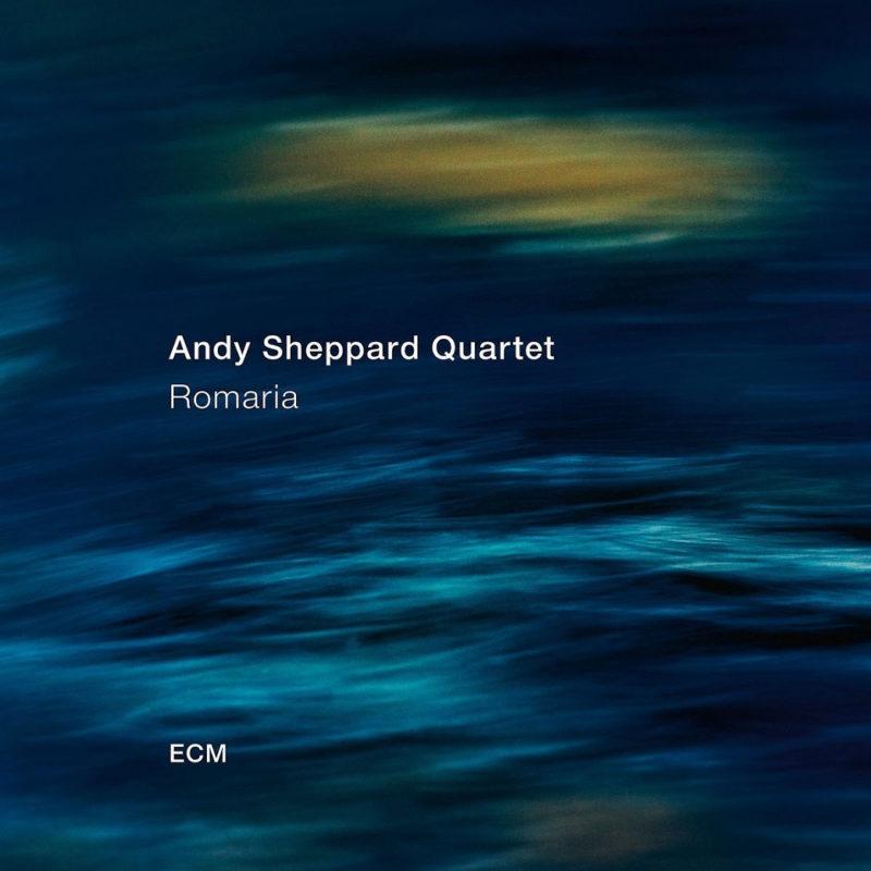 Cover of Andy Sheppard Quartet album Romaria