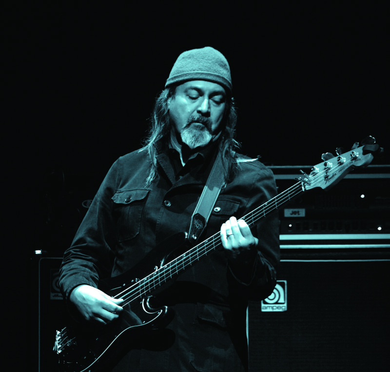Bill Laswell (c/o Cuneiform)
