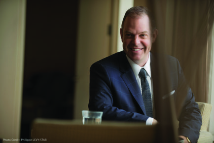 Bill Charlap, artistic director of the Jazz in July concert series at 92nd Street Y in NYC (photo by Philippe Levy-Stab)