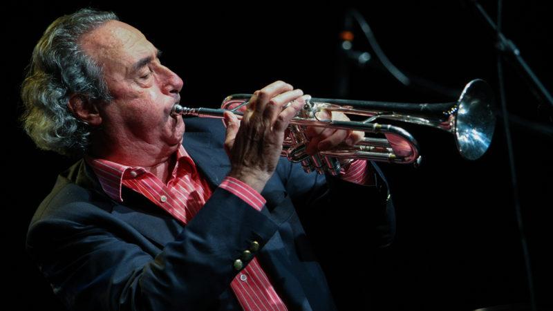 Franco Ambrosetti (photo by Massimo Pedrazzi)
