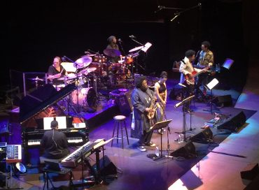 Herbie Hancock & Kamasi Washington at Walt Disney Concert Hall