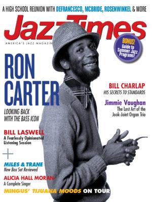 JazzTimes, April 2018