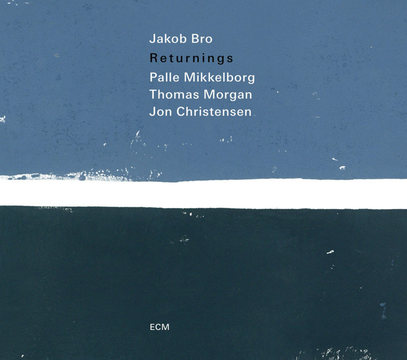 Cover of Jakob Bro album Returnings