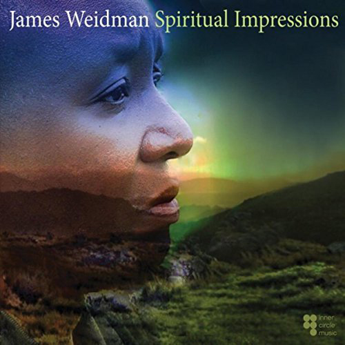 Cover of James Weidman album Spiritual Impressions
