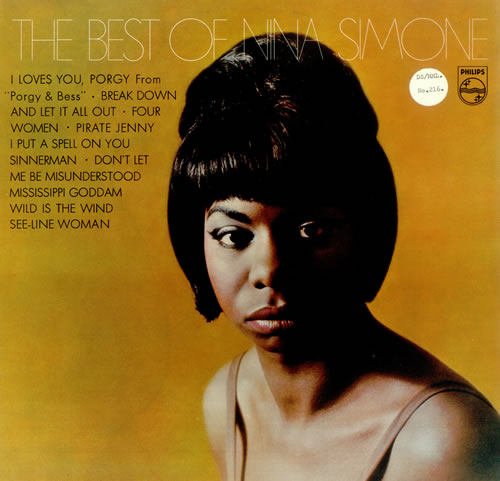 The Best of Nina Simone LP