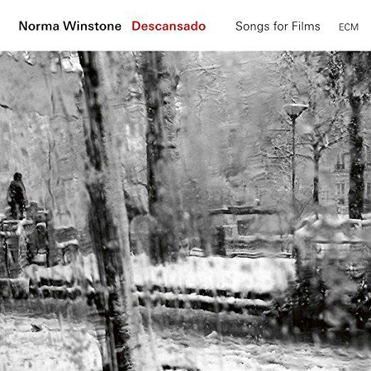 Cover of Norma Winstone album Descansado: Songs for Films