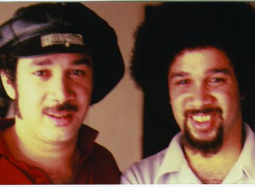 The Avant-Jazz ofMichael Cosmic and Phill Musra