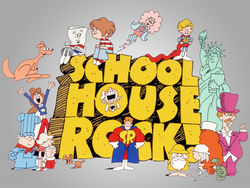 Cover of Schoolhouse Rock!