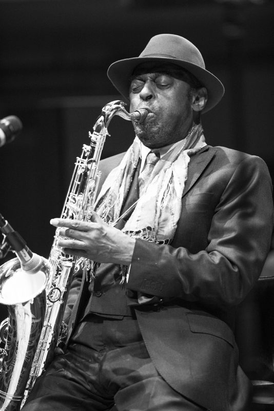 Archie Shepp at Roulette, May 23, 2018