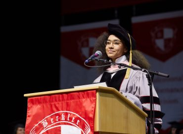 Esperanza Spalding Receives Honorary Doctor of Music Degree From Berklee