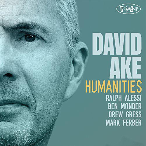 Cover of David Ake album Humanities