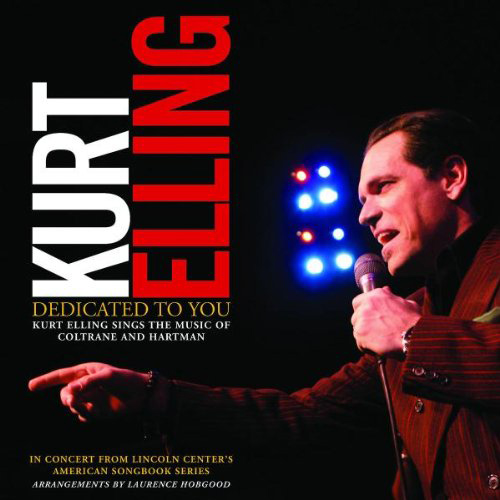 Cover of Kurt Elling album Dedicated to You
