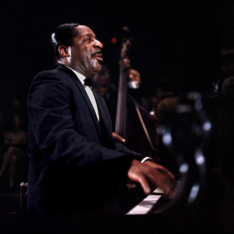 Erroll Garner at the Amsterdam Royal Concertgebouw, November 7, 1964