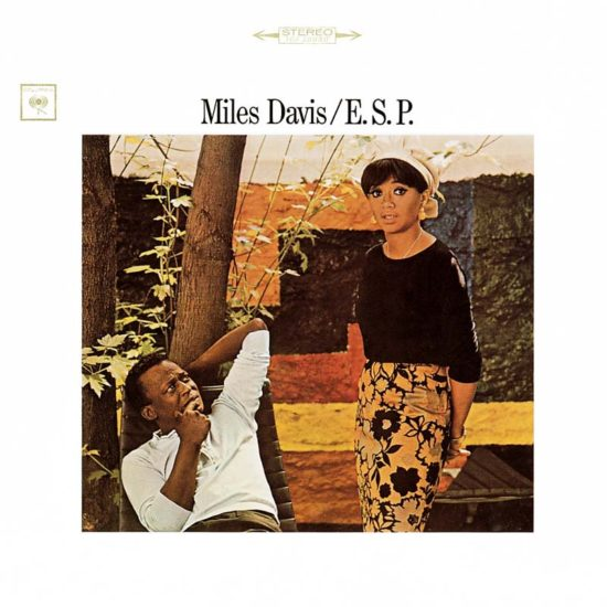 Cover of Miles Davis album E.S.P.