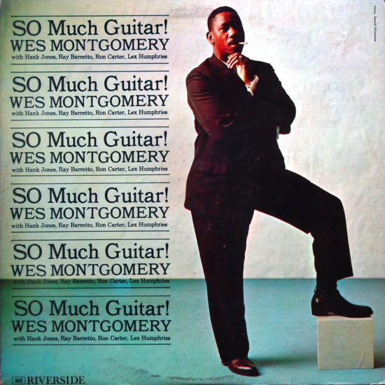 Cover of Wes Montgomery album SO Much Guitar!