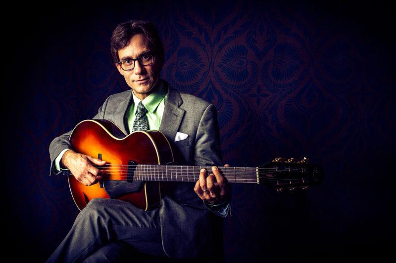 Guitarist Frank Vignola (photo courtesy of the artist)