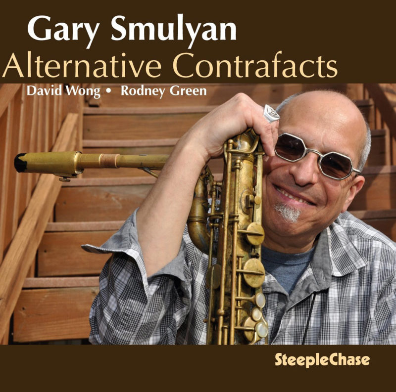 Cover of Gary Smulyan album Alternative Contrafacts