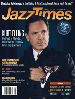 JazzTimes May 2018