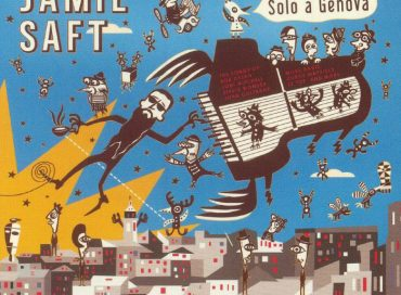 Jamie Saft: Solo a Genova (RareNoise)
