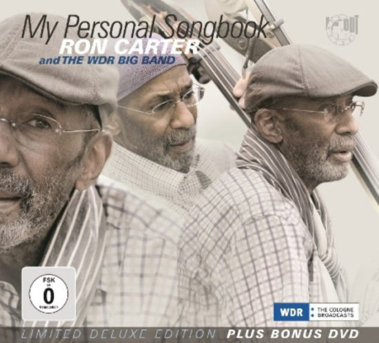 Cover of Ron Carter & WDR Big Band album My Personal Songbook
