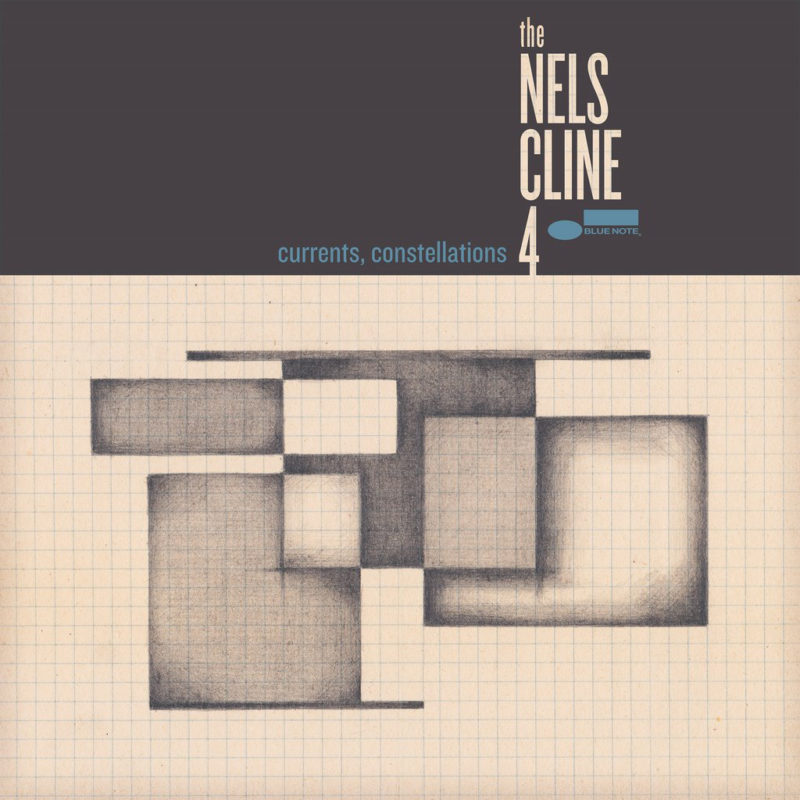 Cover of Nels Cline 4 album Currents, Constellations