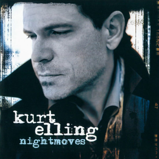 Cover of Kurt Elling album Nightmoves