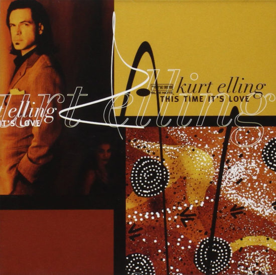 Cover of Kurt Elling album This Time It's Love