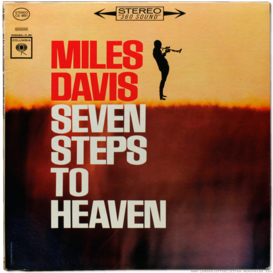Cover of Miles Davis album Seven Steps to Heaven