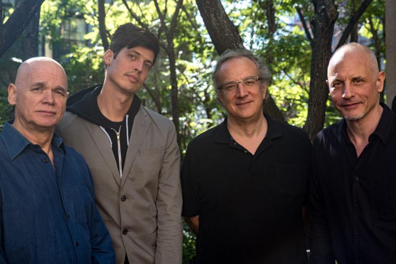Throw a Glass: Mark Helias, Ches Smith, Uri Caine, and Erik Friedlander
