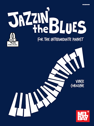 Cover of Jazzin' the Blues book