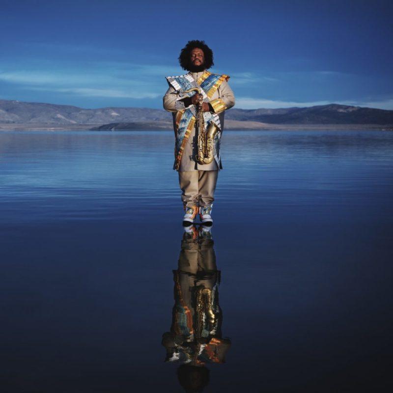 Cover of Kamasi Washington album Heaven and Earth