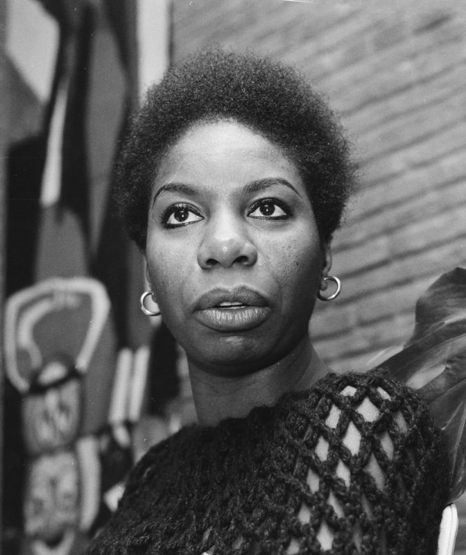 Nina Simone in 1965