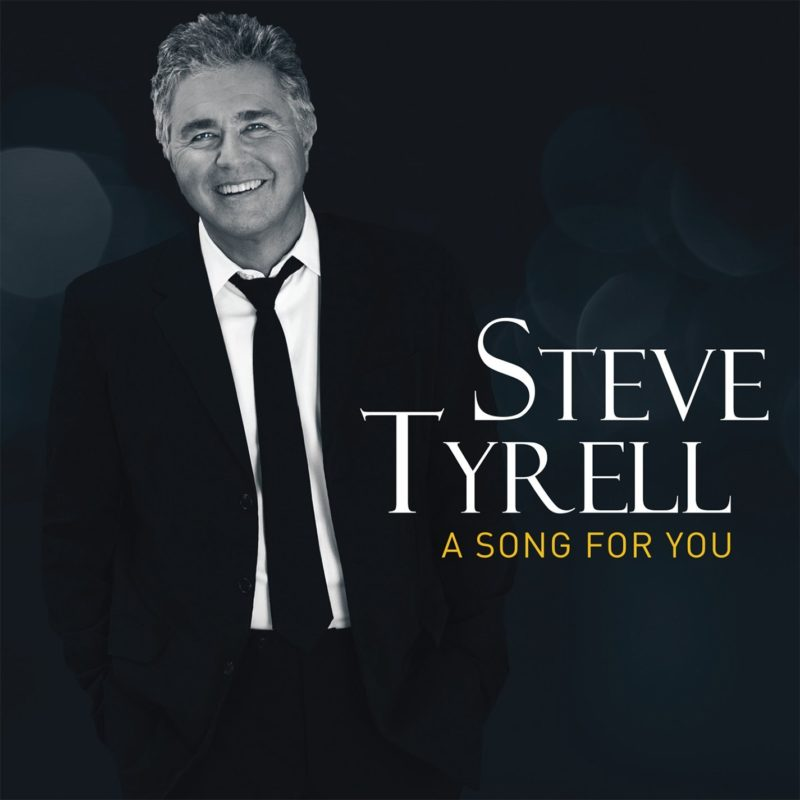 Cover of Steve Tyrell album A Song for You
