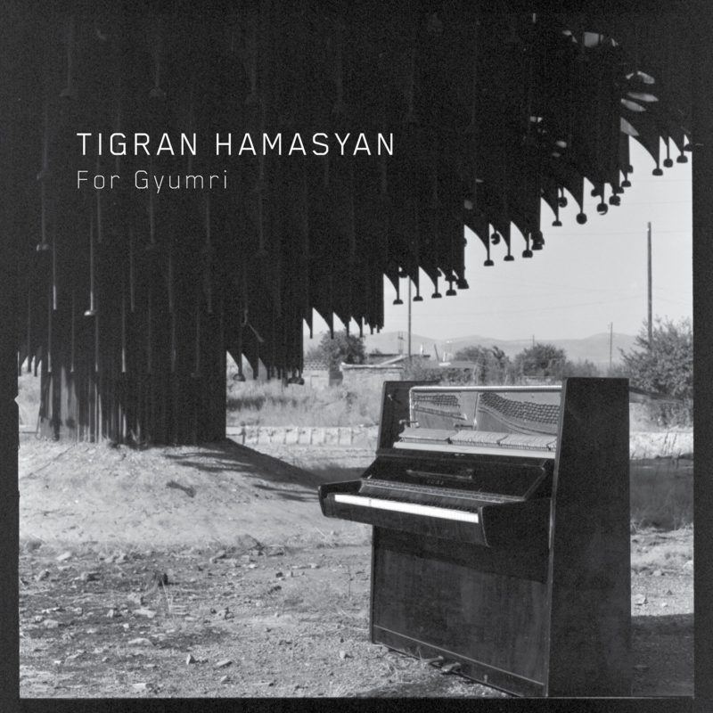 Cover of Tigran Hamasyan album For Gyumri