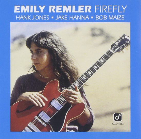 Cover of Emily Remler album Firefly