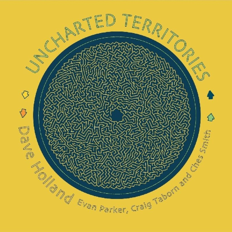 Cover of Dave Holland album Uncharted Territories on Dare2