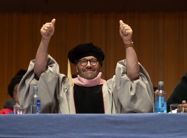 Al Di Meola Gets Honorary Berklee Doctorate