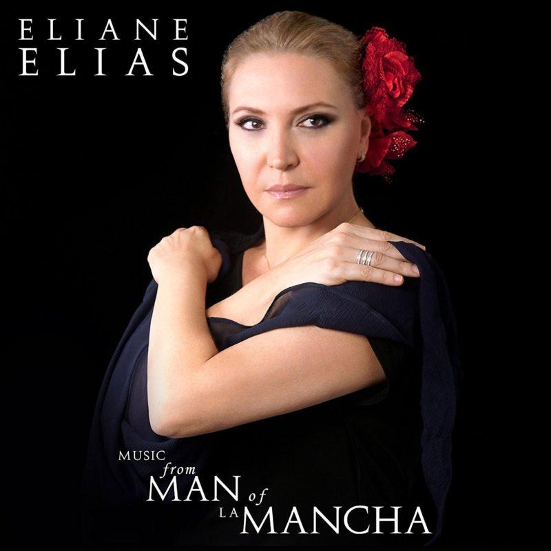 Cover of Eliane Elias album Music From Man of La Mancha on Concord