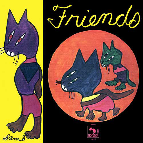 Cover of Friends album