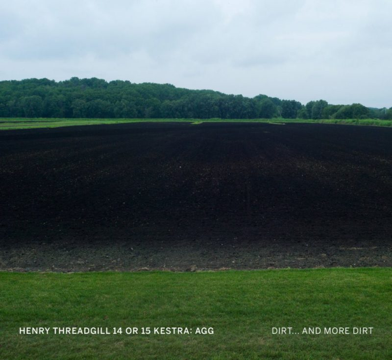 "Cover of Henry Threadgill album ""Dirt...and More Dirt"" on Pi"