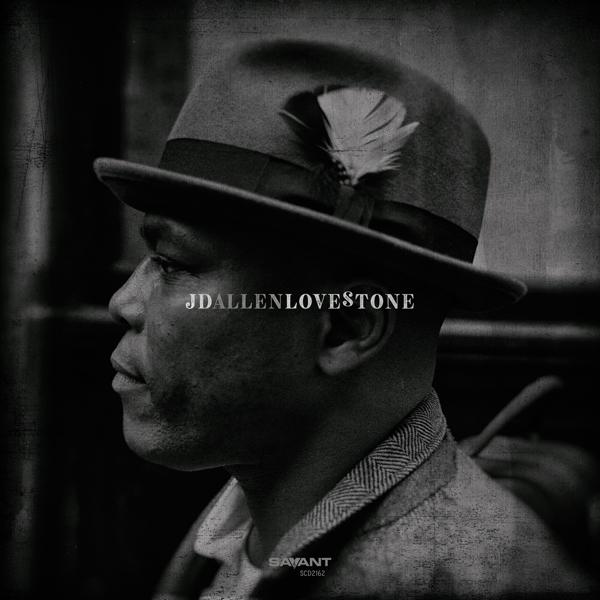 Cover of JD Allen album Love Stone on Savant