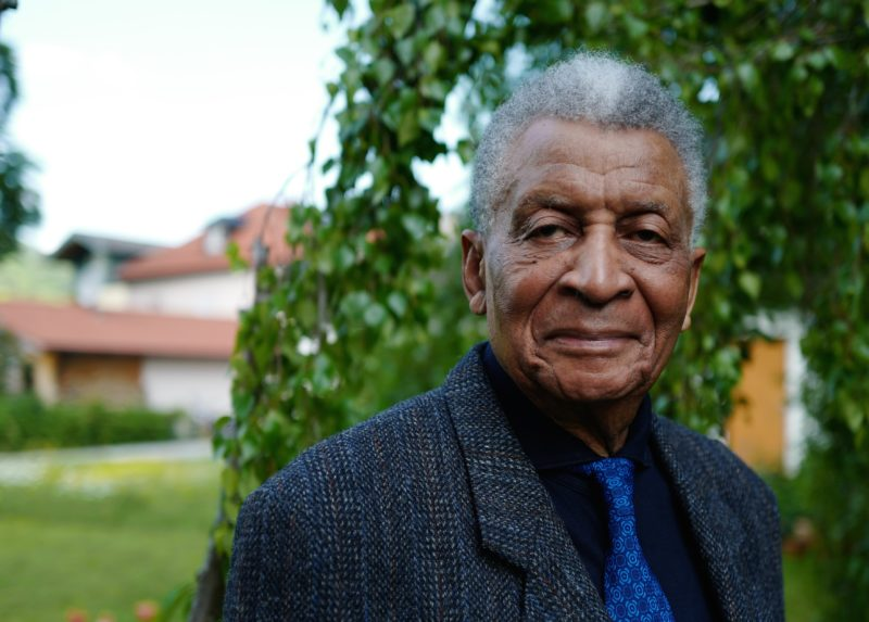 Abdullah Ibrahim (photo: Marina Umari)