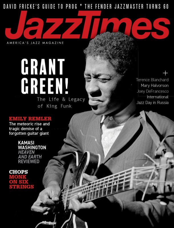 JazzTimes July/August 2018
