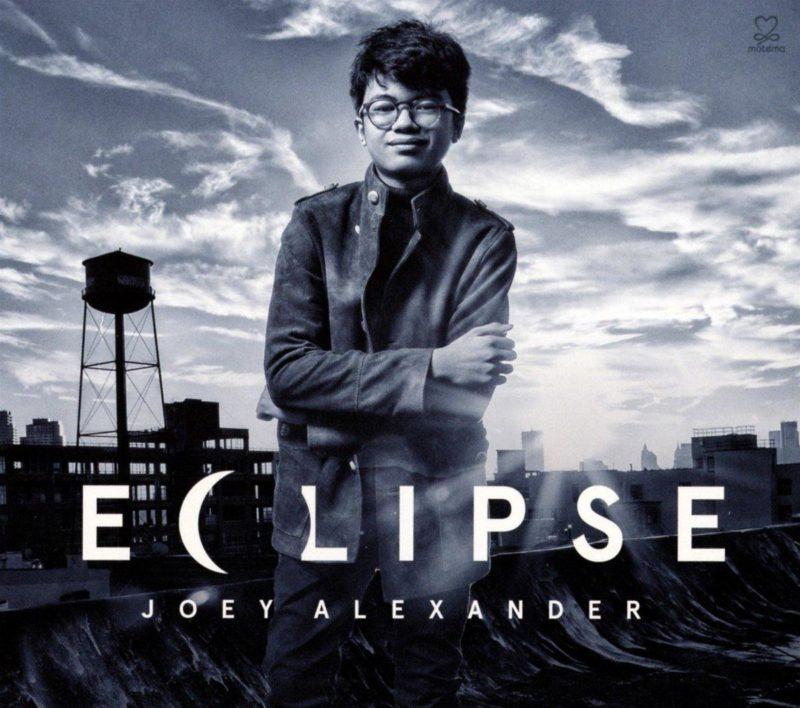 Cover of Joey Alexander album Eclipse on Motéma