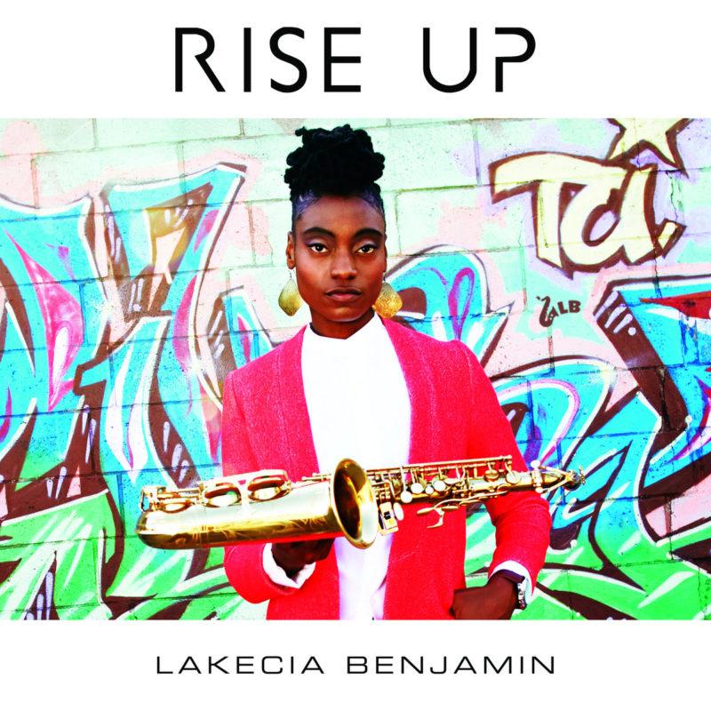 Cover of Lakecia Benjamin album Rise Up on Ropeadope