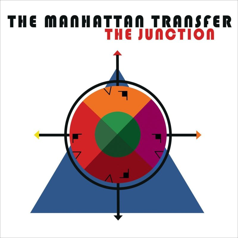 Cover of the Manhattan Transfer album The Junction on BMG