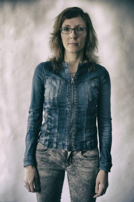 Mary Halvorson (photo by Amy Touchette)