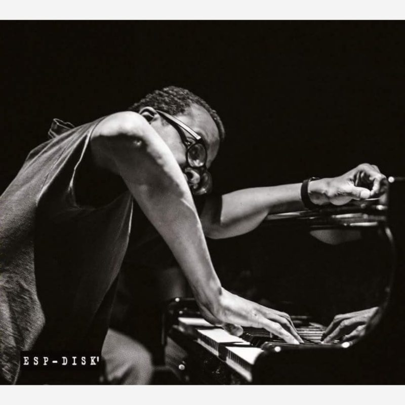 Cover of Matthew Shipp Quartet album Sonic Fiction