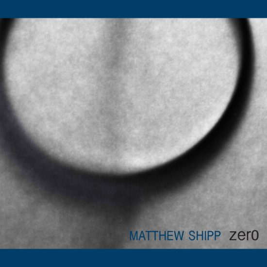 Cover of Matthew Shipp album Zero