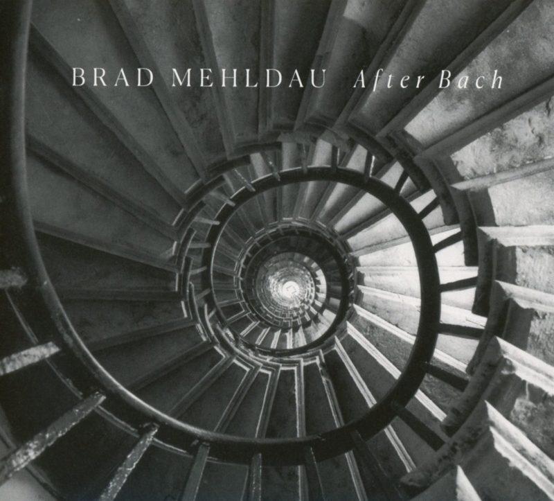 Cover of Brad Mehldau album After Bach